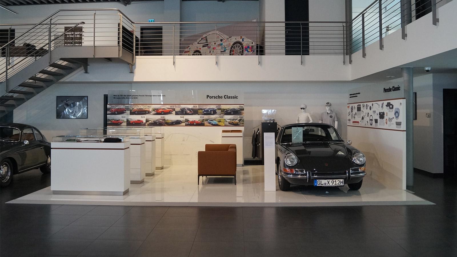 Porsche - Порше Центр Бенсберг