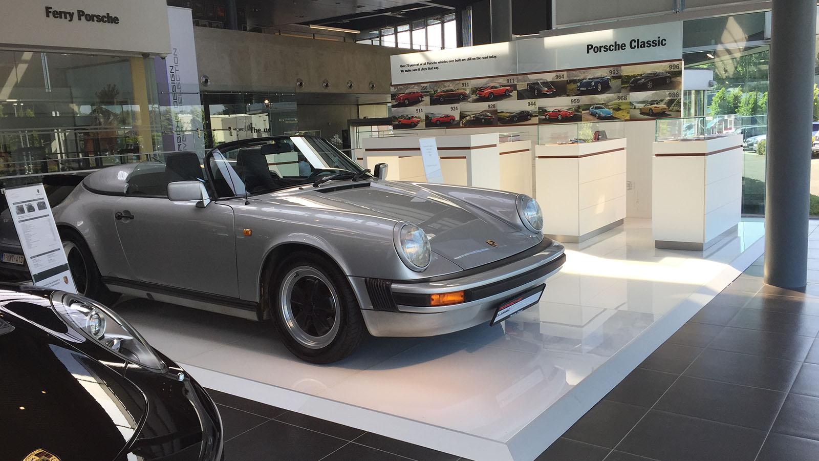 Porsche - Порше Центр Брюссель