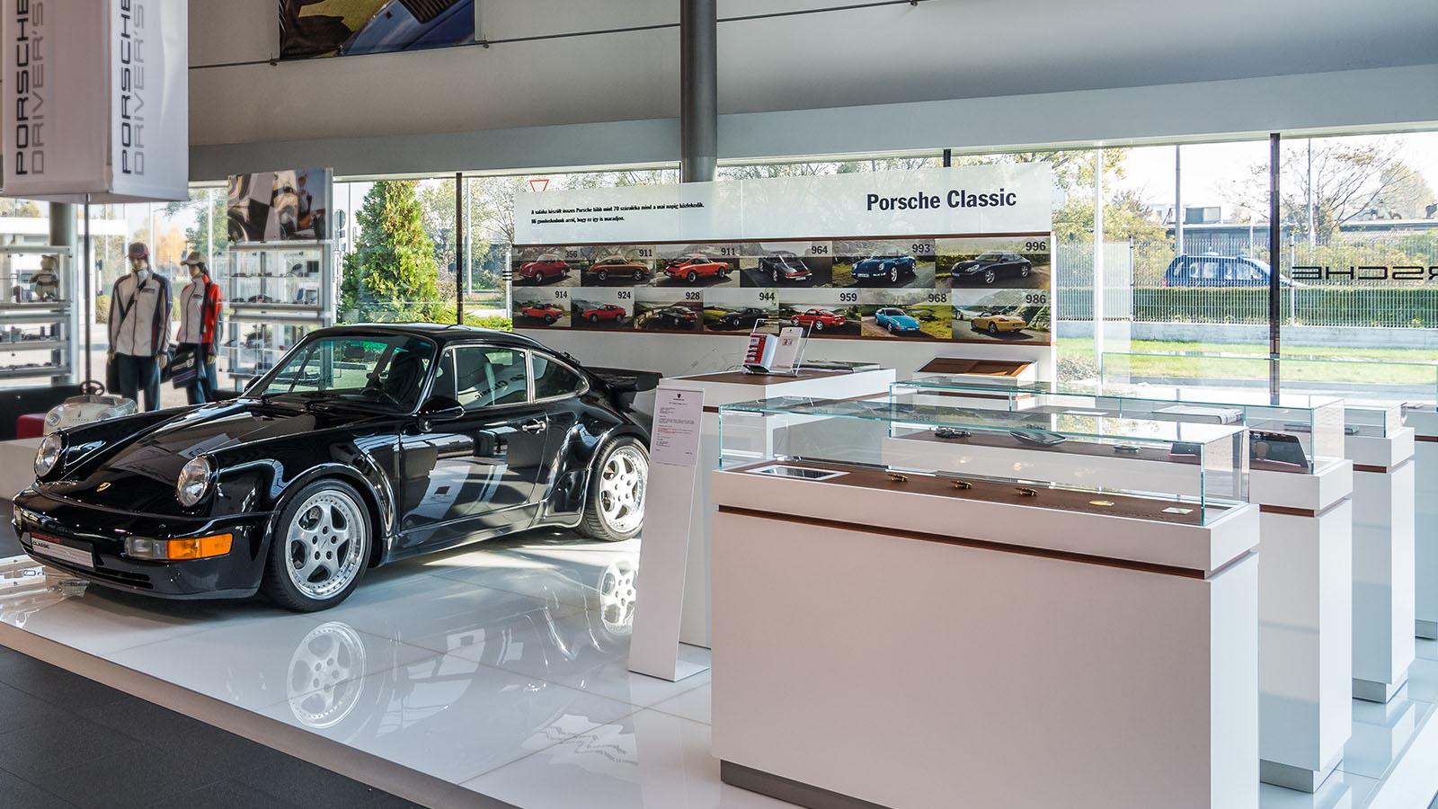 Porsche - Порше Центр Будапешт