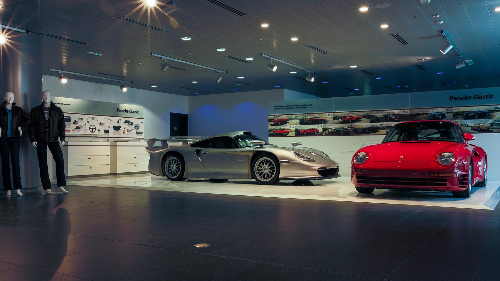 Porsche - Порше Центр Дубай