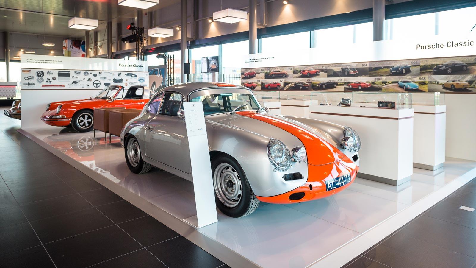 Porsche - Порше Классик Центр Гельдерланд