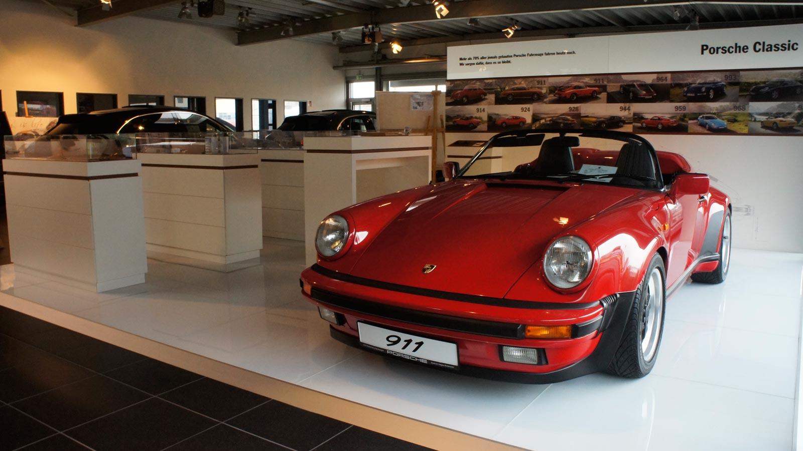 Porsche - Порше Центр Хегау-Бодензее