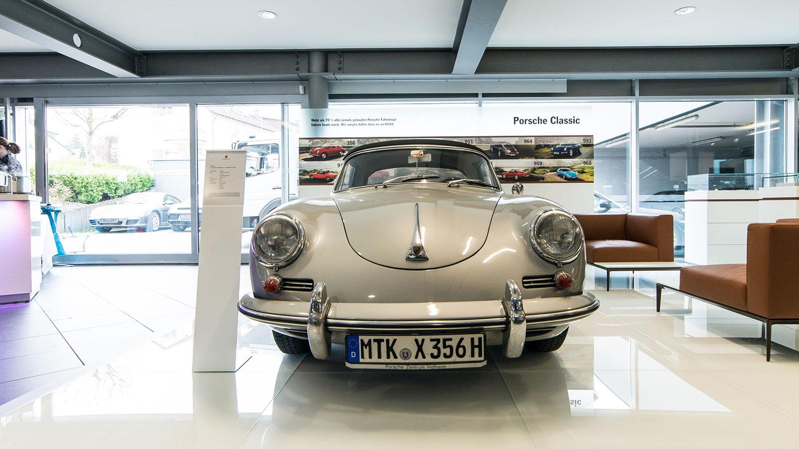 Porsche - Порше Центр Хофхайм