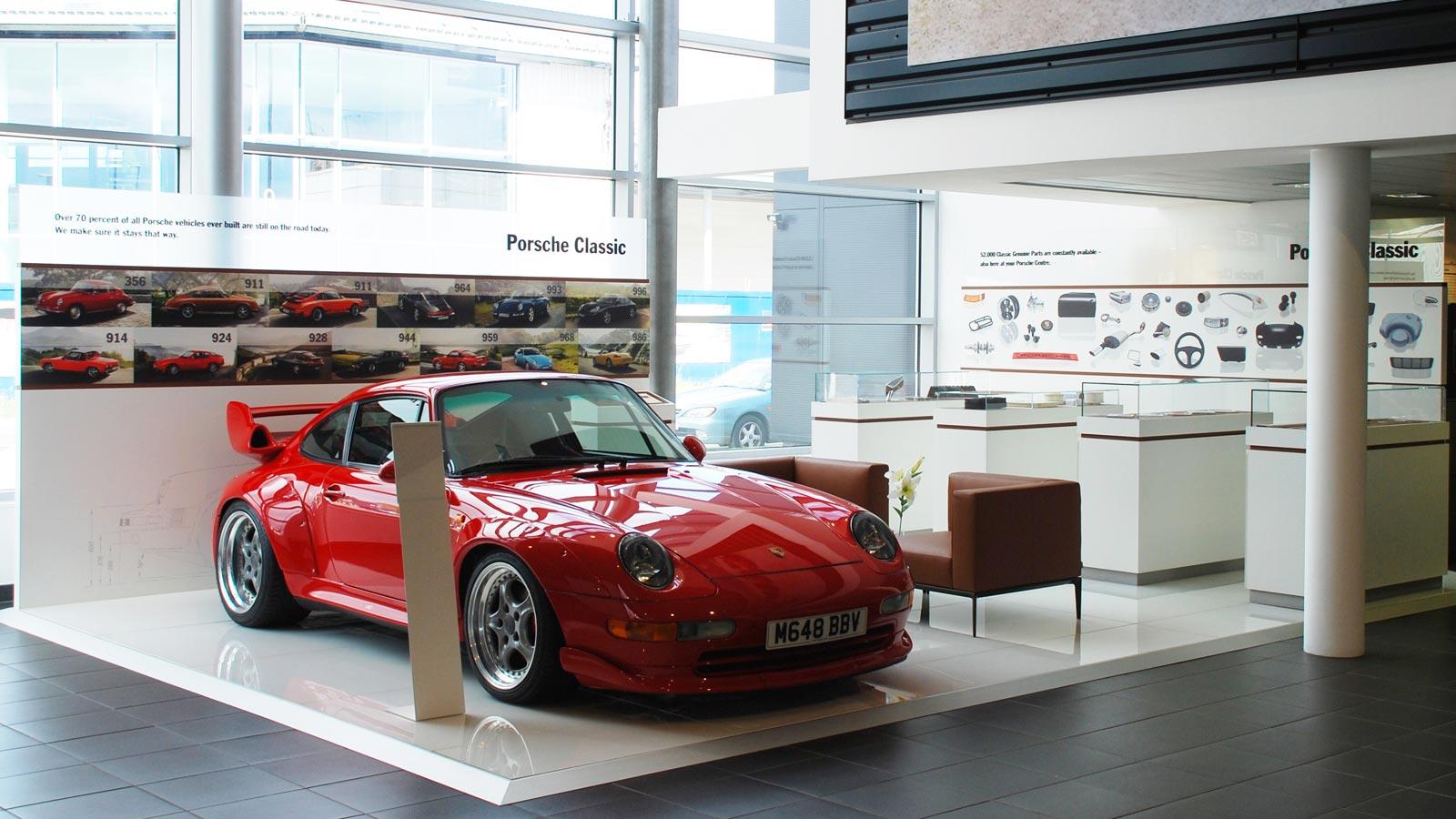 Porsche - Порше Центр Лидс