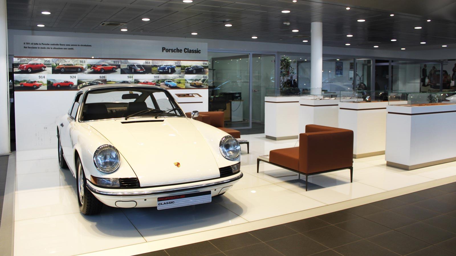Porsche - Порше Центр Милан-Восток