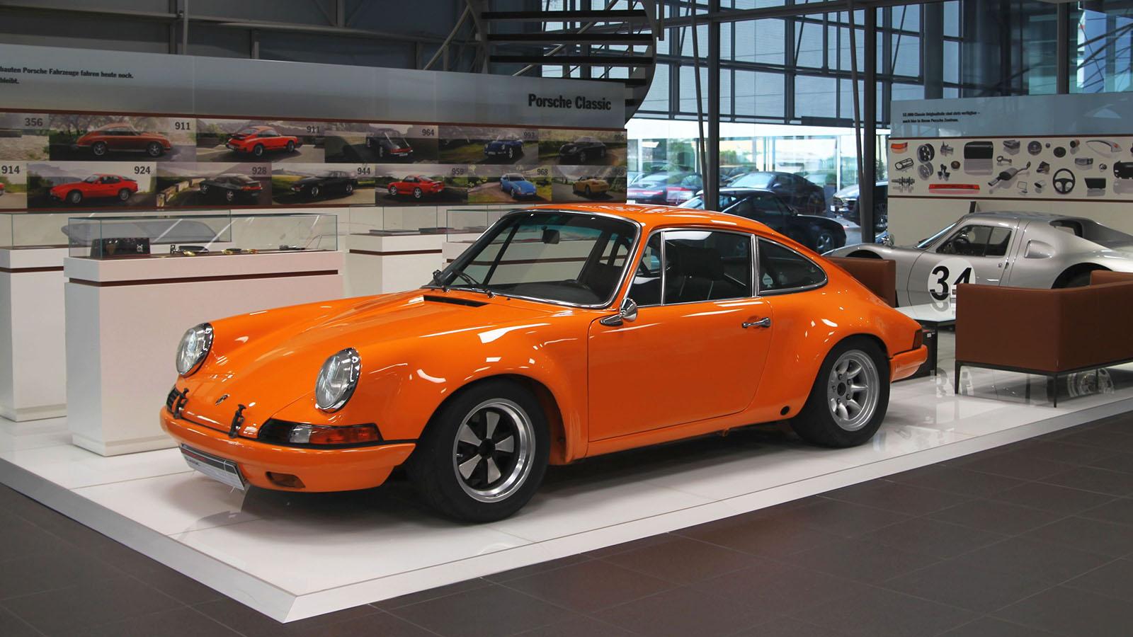 Porsche - Порше Центр Мюнхен