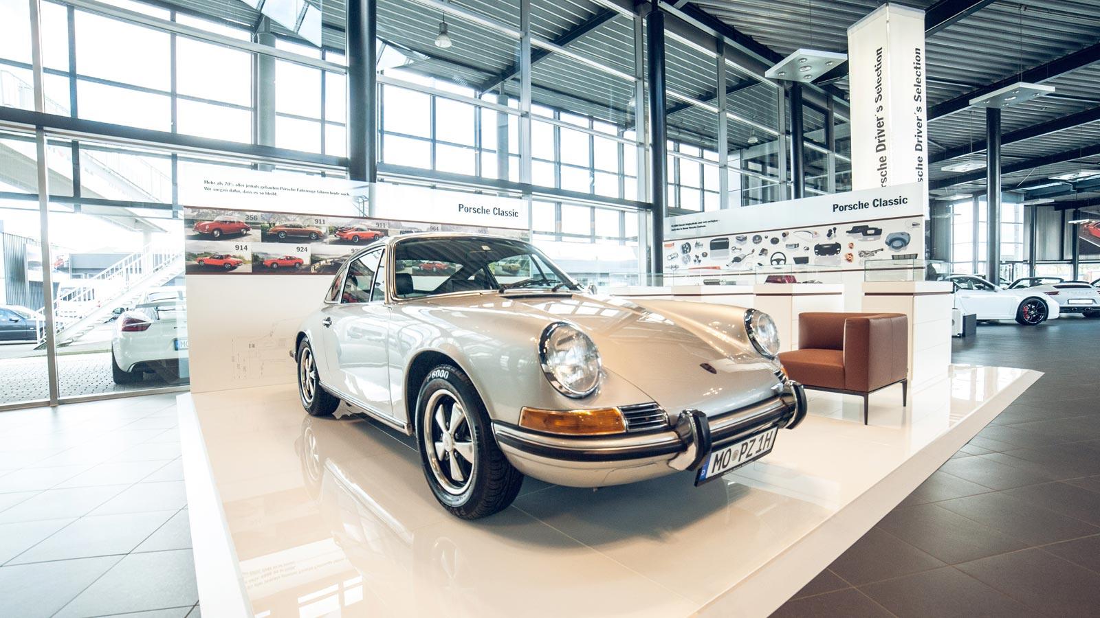 Porsche - Порше Центр Нижний Рейн