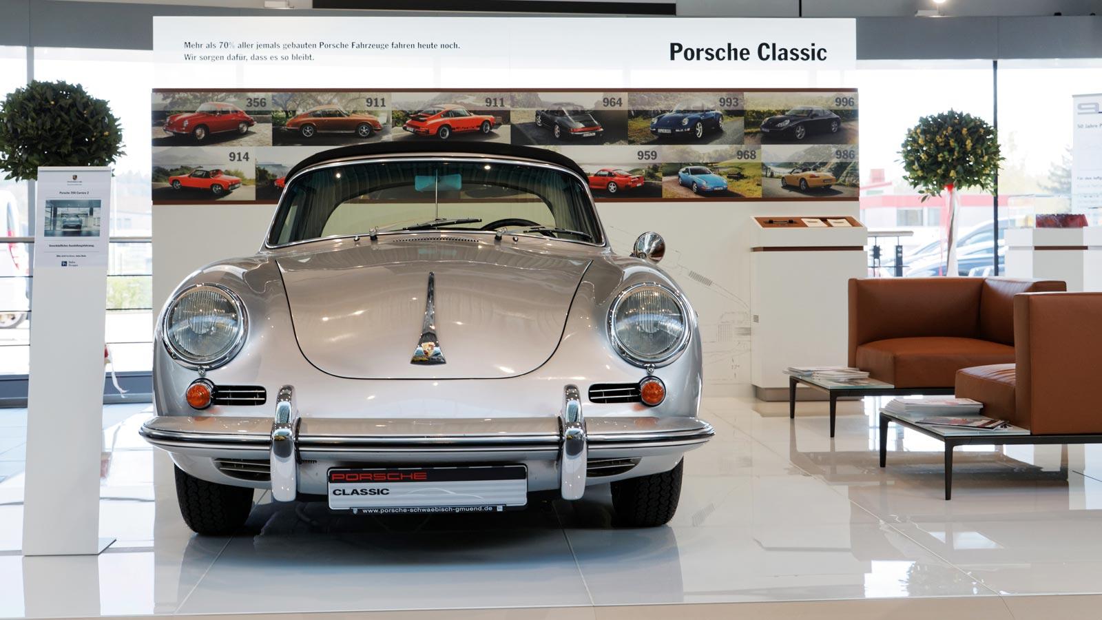 Porsche - Порше Центр Швебиш-Гмюнд