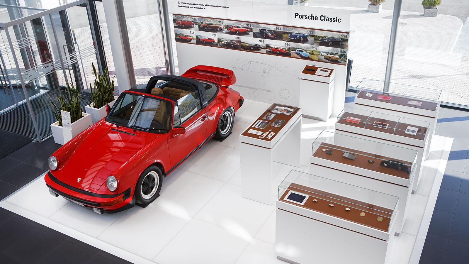 Porsche - Порше Центр Таллин
