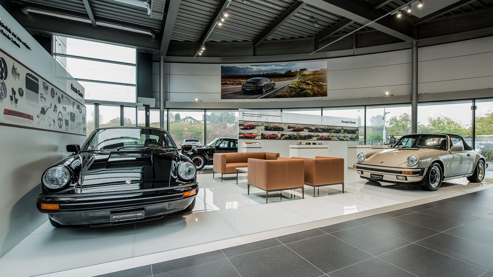 Porsche - Порше Центр Цуг