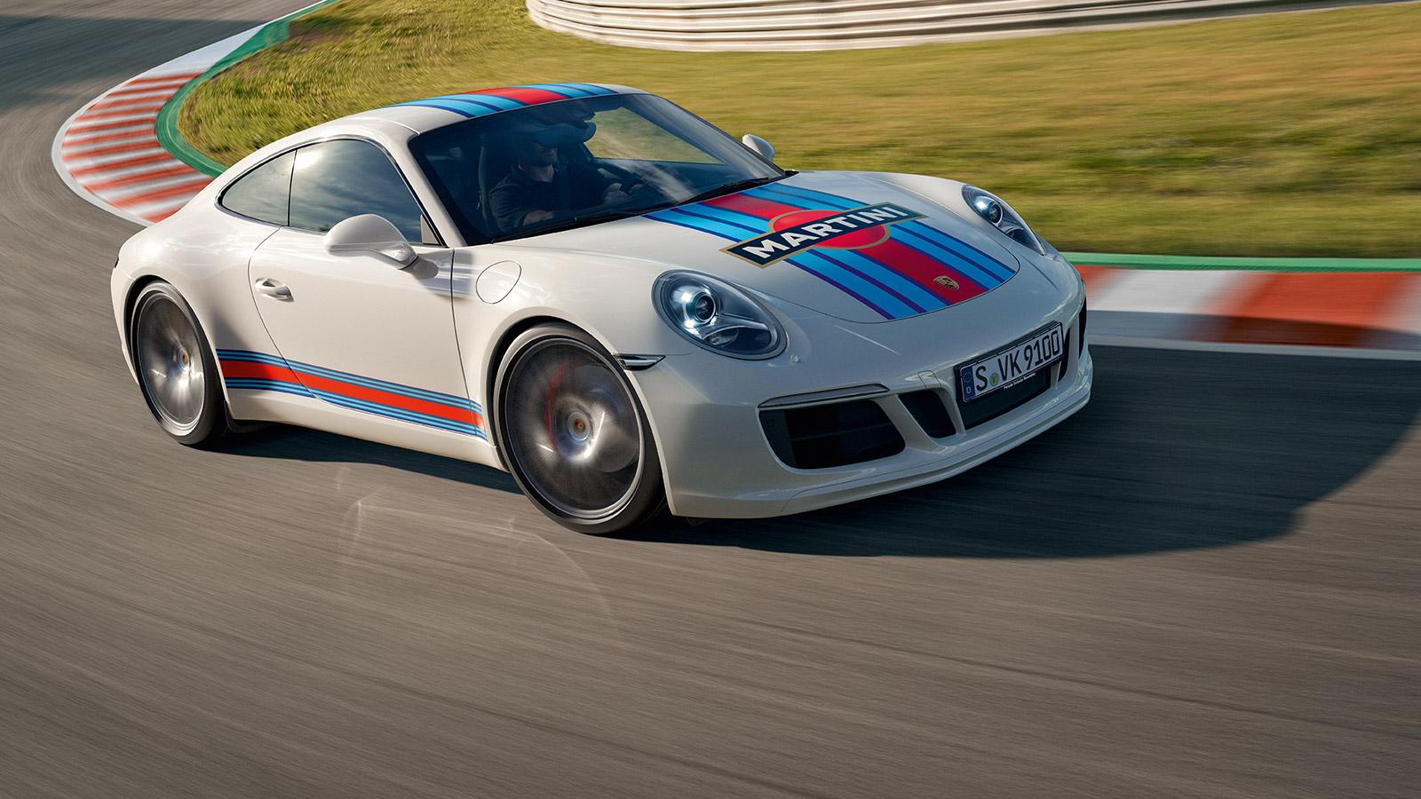 Porsche - Automovilismo de competición