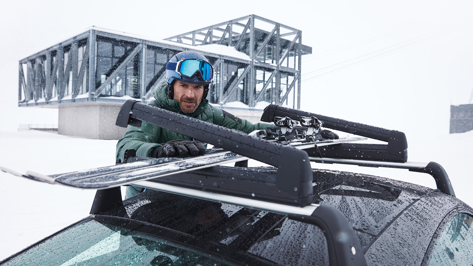 Porsche - Winter accessories