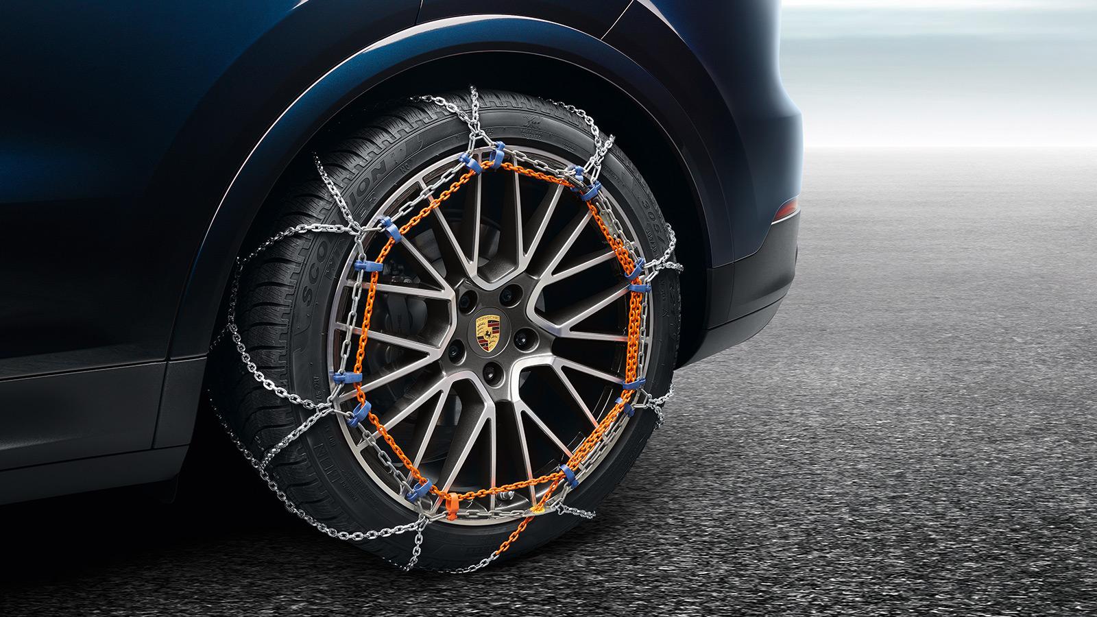 Porsche - Колеса и аксессуары для них