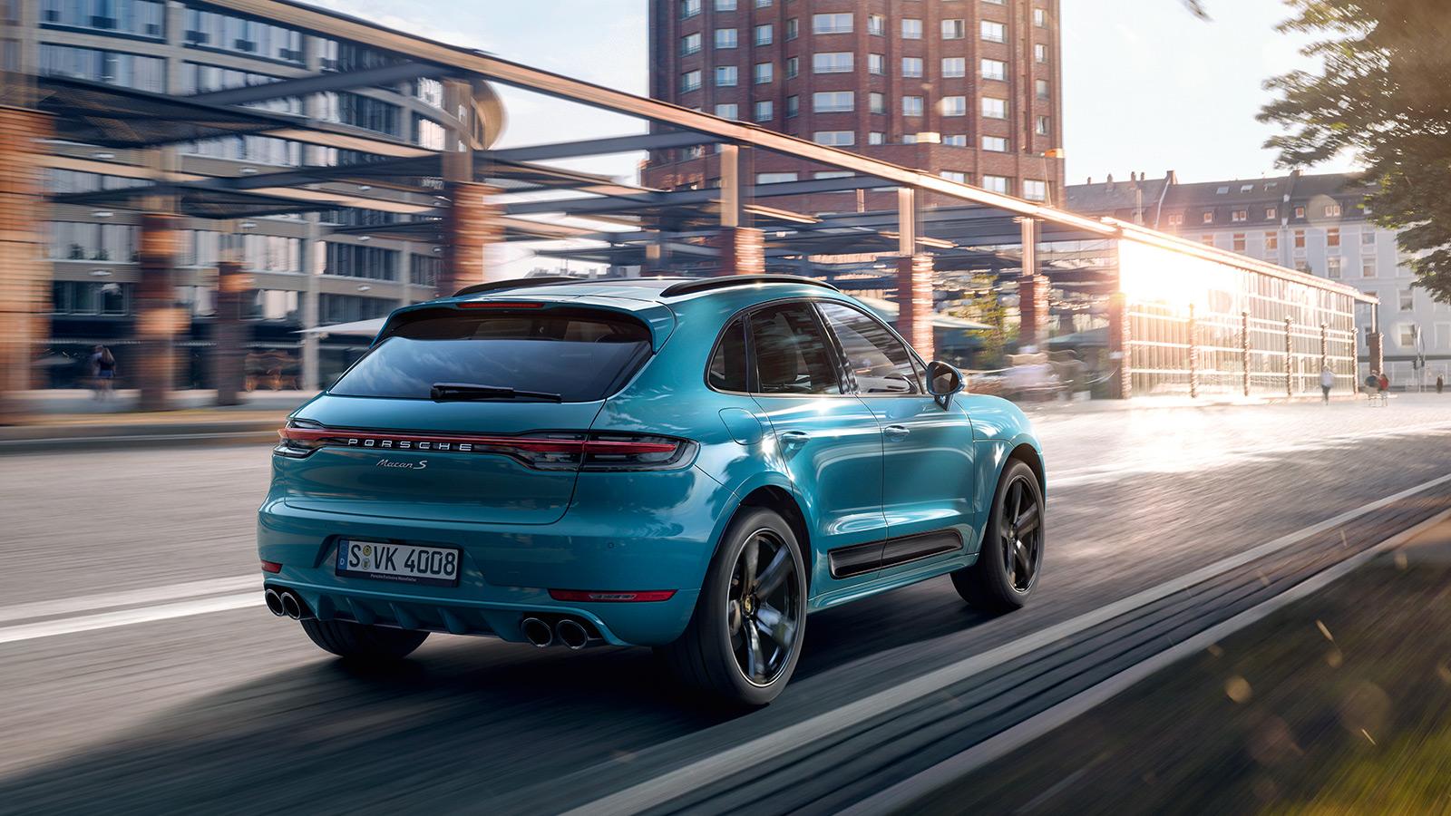 Porsche - Exterior and performance