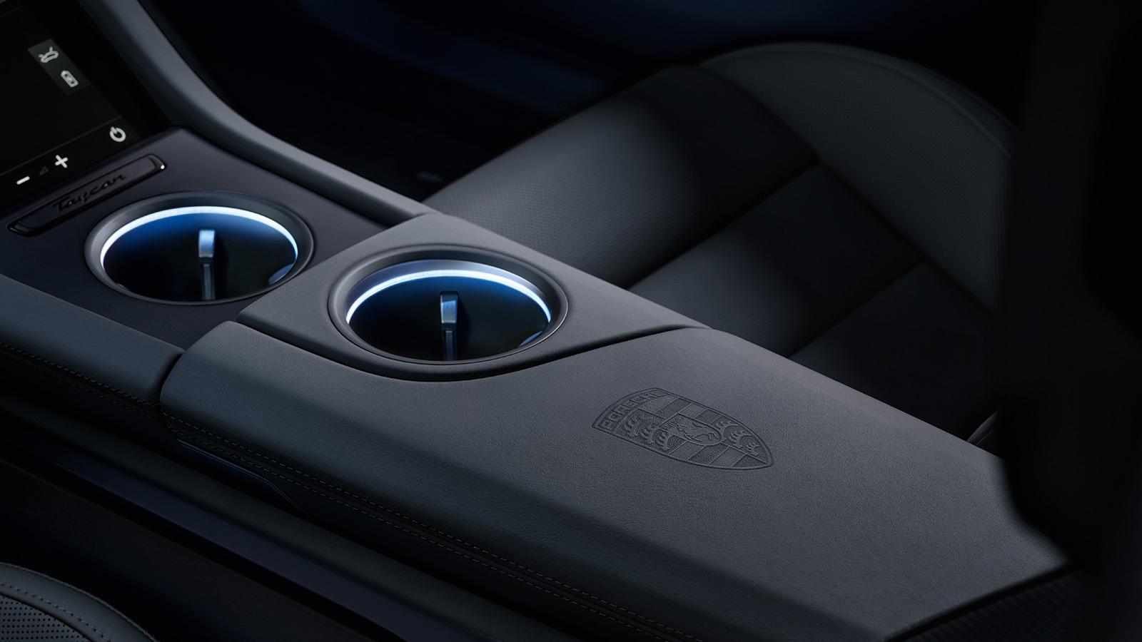 Porsche - Другие опции для салона