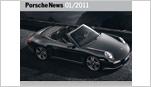 Porsche News Brochure -  News 01/2011