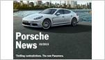 Porsche News Brochure -  News 02/2013
