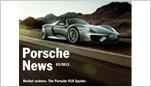 Porsche News Brochure -  News 03/2013