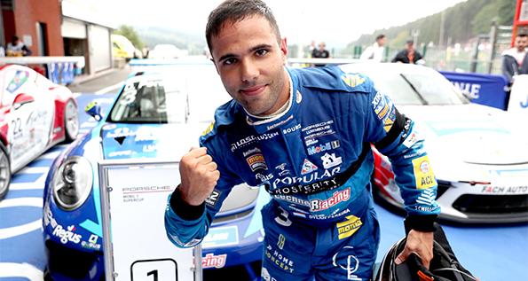 Dylan Pereira (L/Momo Megatron Lechner Racing)