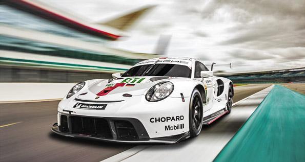 Porsche 911 RSR (2019), Porsche GT Team (91)