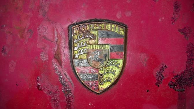 Porsche Classic Trailer